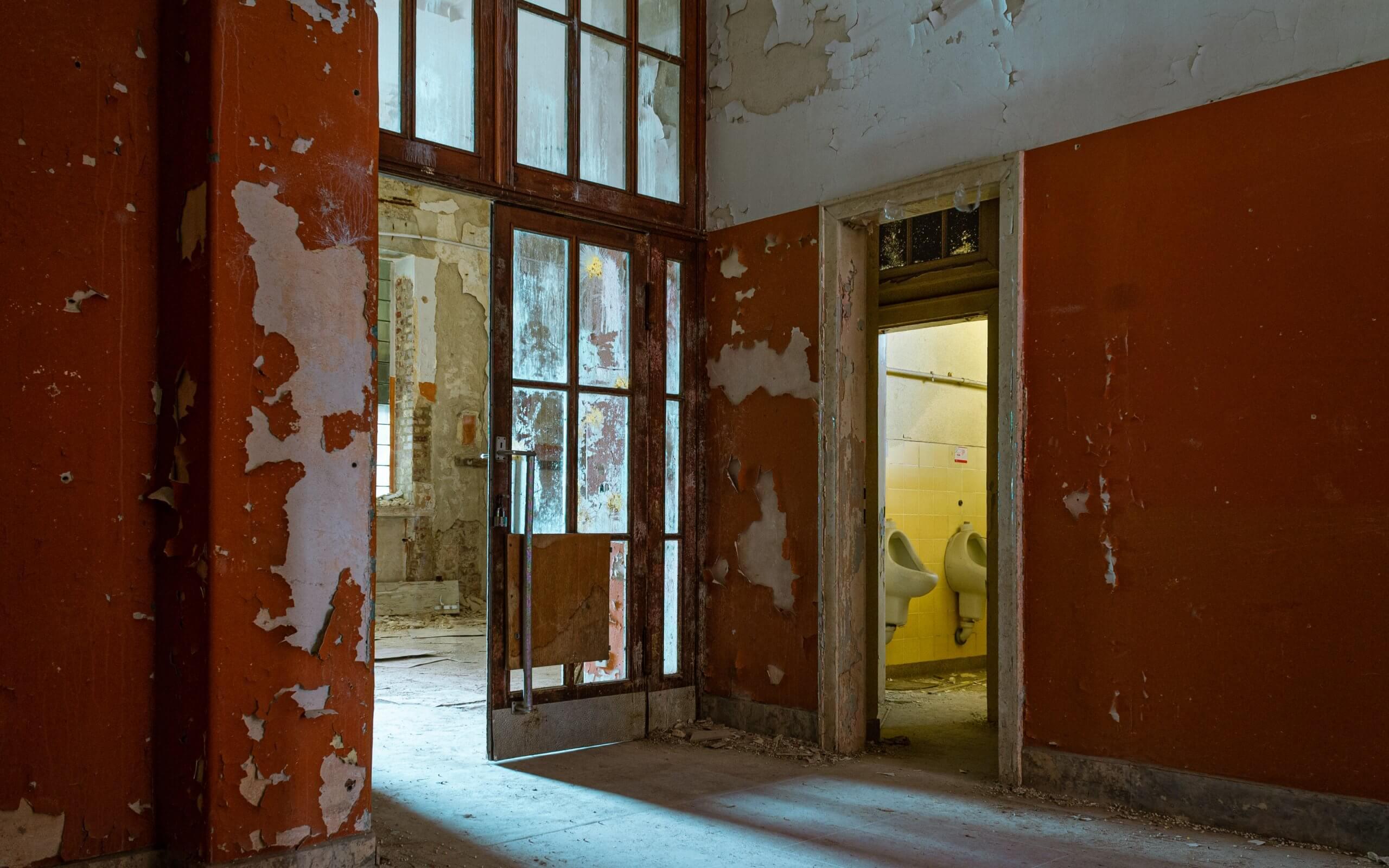 Lost Places Fotografie - Türen